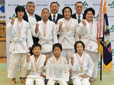 平成29年度 第45回県下少年柔道錬成大会兼熊日学童オリンピック柔道競技 試合結果について