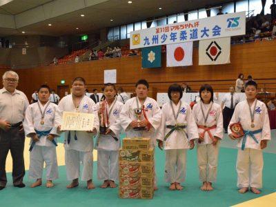 第31回マルちゃん杯 九州少年柔道大会少年の部結果について