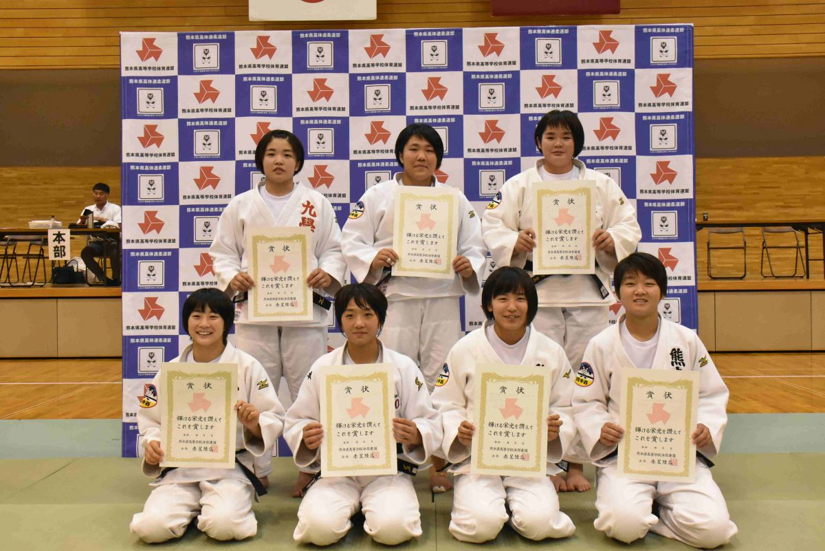 令和元年度高校総体柔道競技結果について