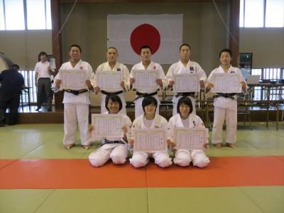 平成27年度熊本県下高校一年生柔道大会結果