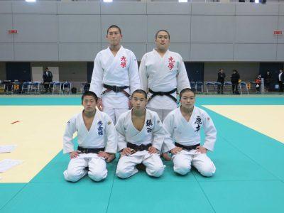 第40回全国高等学校柔道選手権大会熊本県大会兼第62回熊本県高等学校新人柔道大会個人結果について