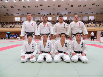 H30 九州ジュニア体重別柔道選手権大会熊本県予選会結果について